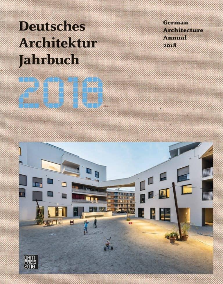 Deutsches Architektur Jahrbuch 2018
