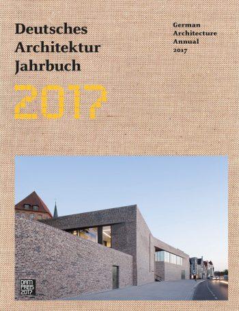 Deutsches Architektur Jahrbuch 2017 \ © DAM