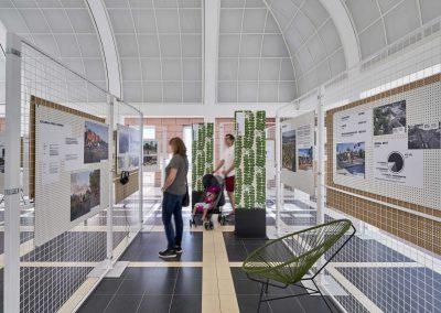 Eindrücke der Ausstellung Fahr Rad! \ Foto: Norbert Miguletz