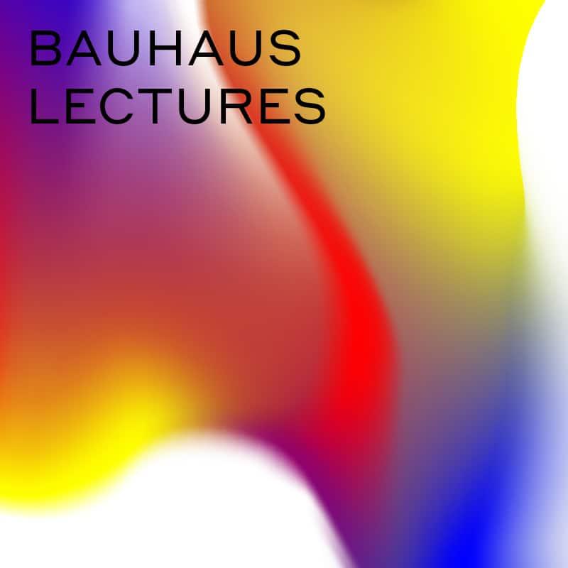 """CCSA Vortragsreihe """"Bauhaus Lectures"""" \ Grafik: Happy Little Accidents"""