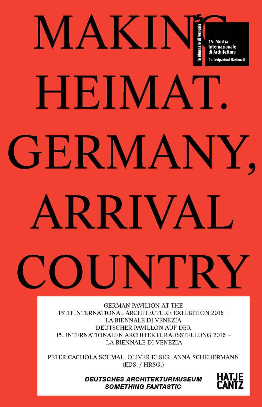 Making Heimat. Germany Arrival Country \ © DAM
