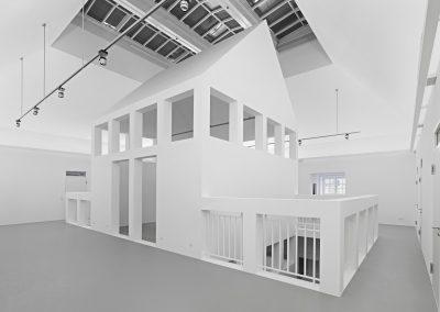 """Haus im Haus"" im 3. Obergeschoss"