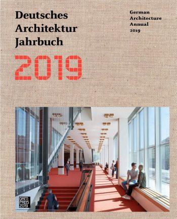 Deutsches Architektur Jahrbuch 2019 \ © DAM