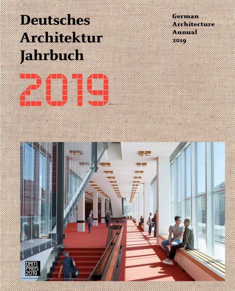 DEUTSCHES ARCHITEKTUR JAHRBUCH 2019