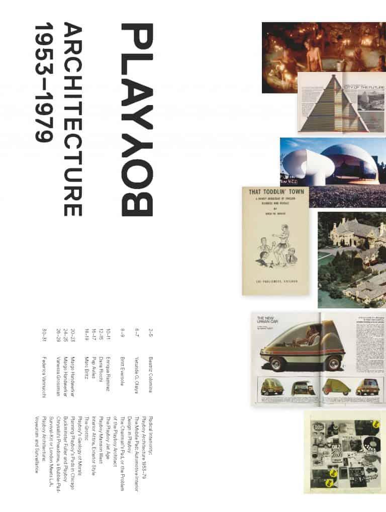 PLAYBOY ARCHITECTURE, 1953—1979