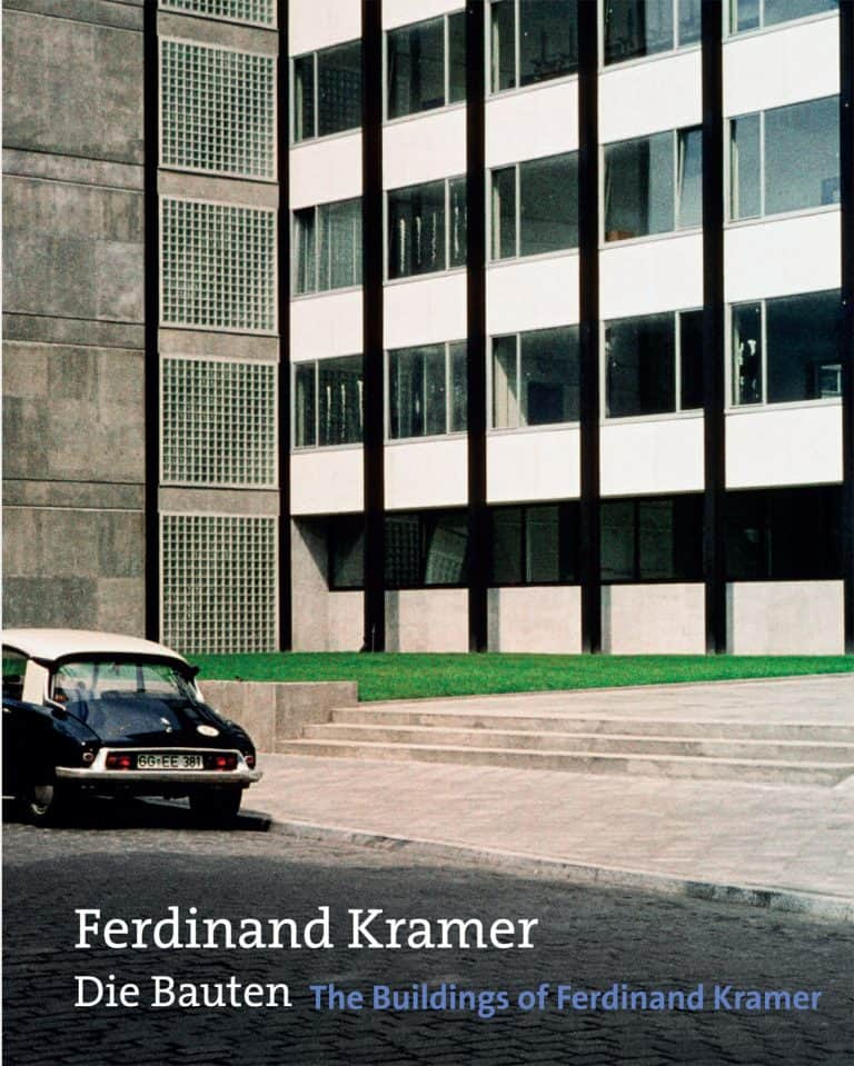 Ferdinand Kramer — Die Bauten