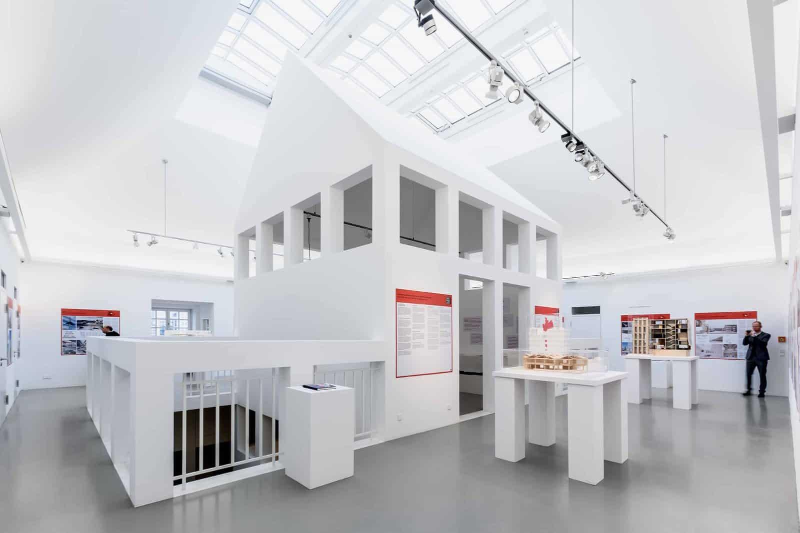 DAM Preis 2019, Eindrücke der Ausstellung \ Foto: Moritz Bernoully