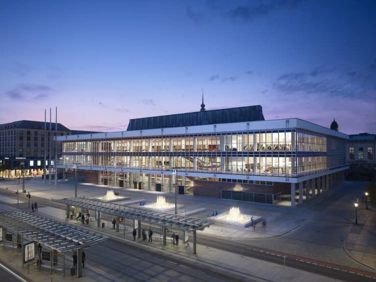 DAM Preis 2019 für Kulturpalast Dresden
