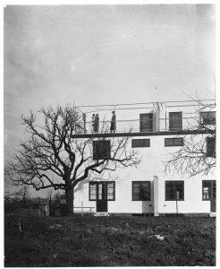 Siedlung Höhenblick um 1928 \ © EMG, NL Rudloff, Inv. 07-10-01
