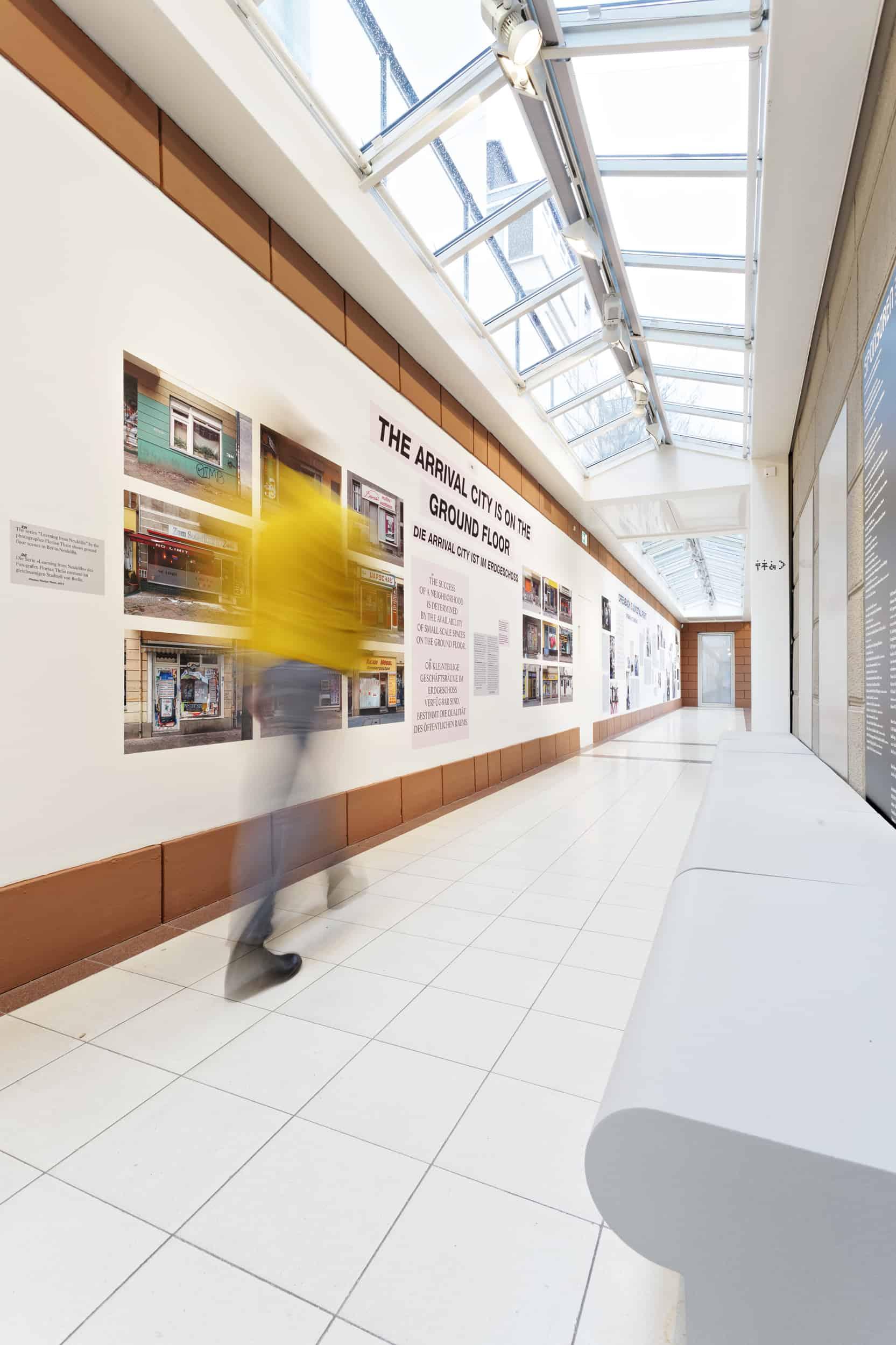 Eindrücke der Ausstellung MAKING HEIMAT  Foto: Kirsten Bucher