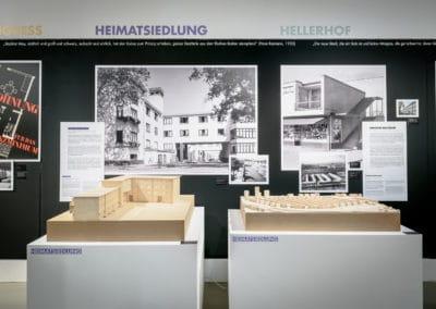 Eindrücke der Ausstellung NEUER MENSCH, NEUE WOHNUNG \