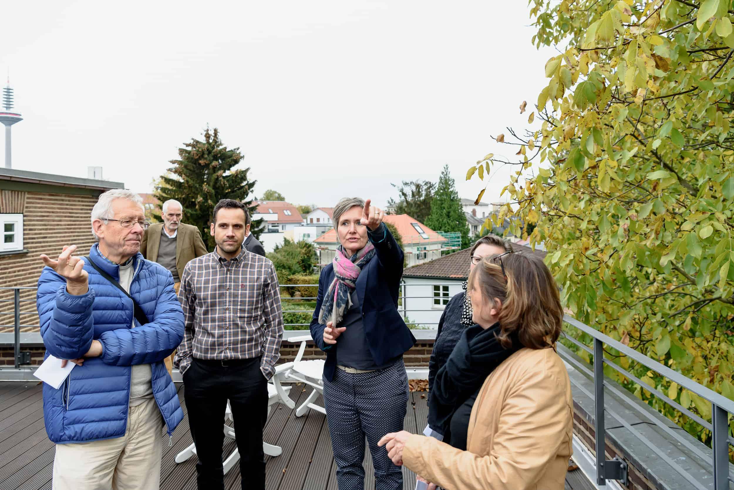 Freunde vor Ort: Elsaesser Haus