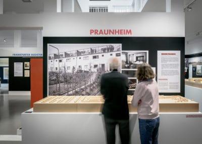 Eindrücke der Ausstellung NEUER MENSCH, NEUE WOHNUNG