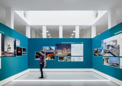 Eindrücke der Ausstellung GROSSE OPER – VIEL THEATER?