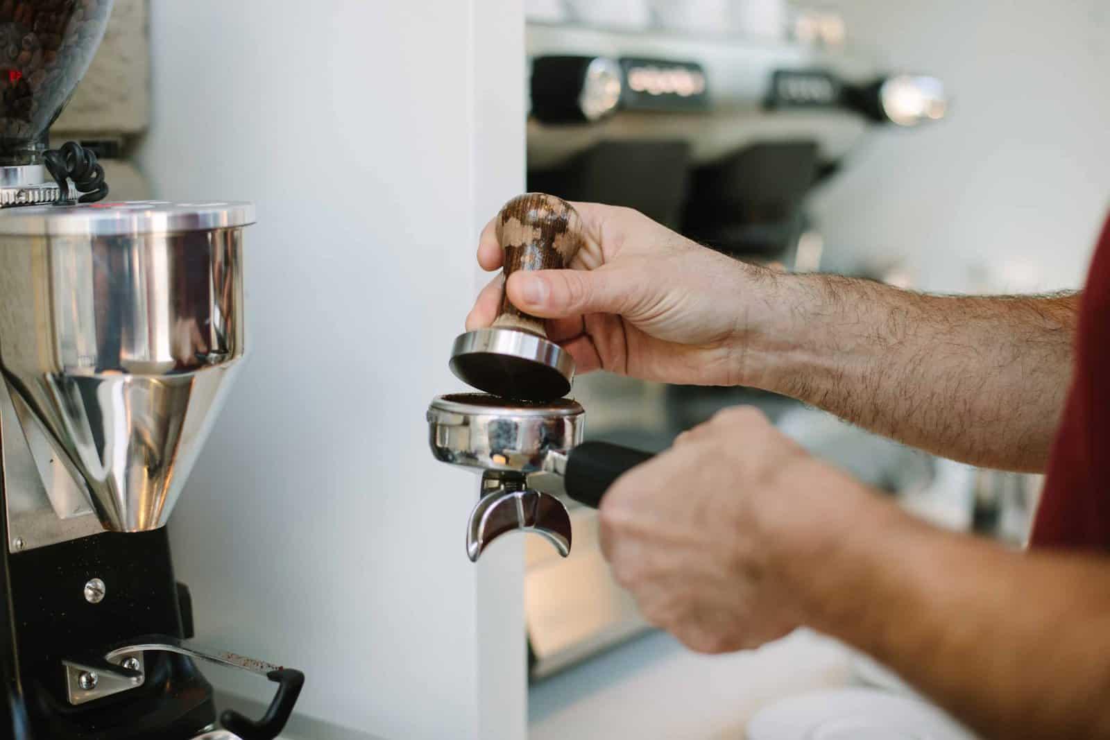 Café im DAM  Foto: Fritz Philipp