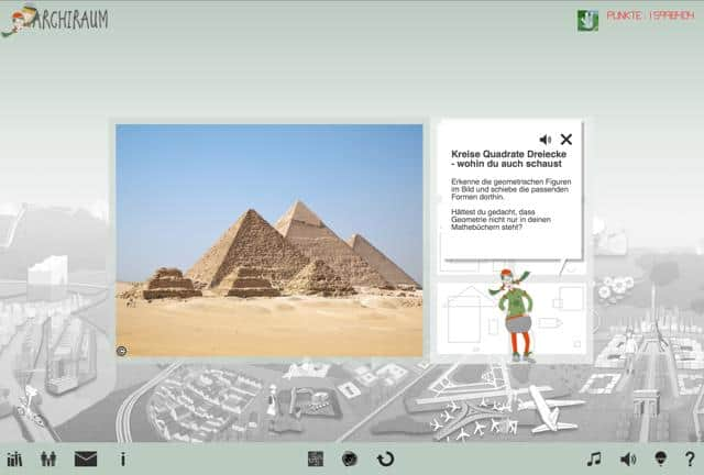 Archiraum.de \ Foto: Screenshot