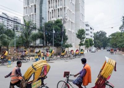 Gulshan Society Mosque  Gulshan, Dhaka, Architect: URBANA / Kashef Mahboob Chowdhury