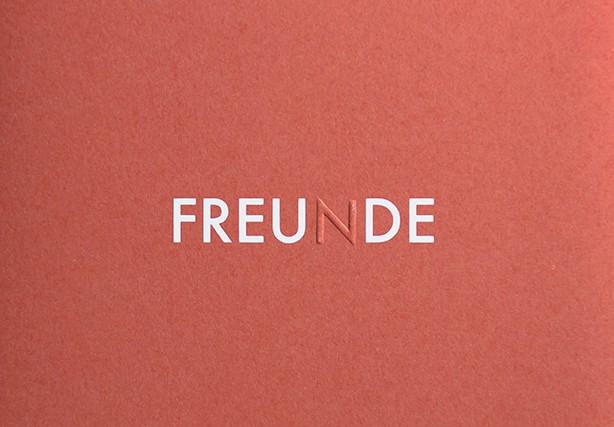 Flyer Freunde des DAM - Ausschnitt, Foto: Moritz Bernoully