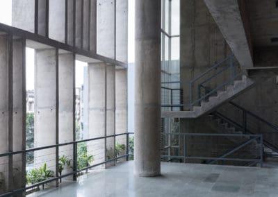 Mohila Samity Complex  Dayaganj, Dhaka, Architect: EKAR / Ehsan Khan