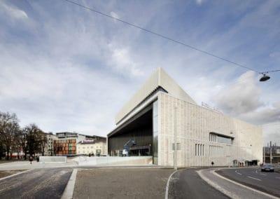 Musik Theater Linz, Linz 2013, Photograph by Helmut Karl Lackner