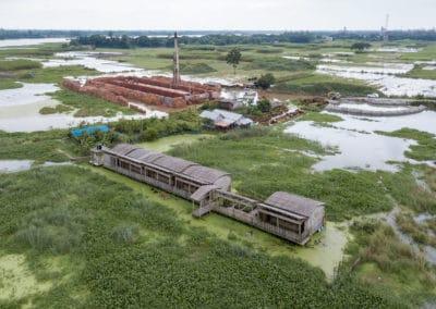 Arcadia School  Alipur, Keraniganj, Architect: Saif Ul Haque Sthapati
