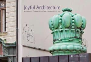 JOYFUL ARCHITECTURE – EUROPEAN ARCHITECTURAL PHOTGRAPHY PRIZE ARCHITEKTURBILD 2019