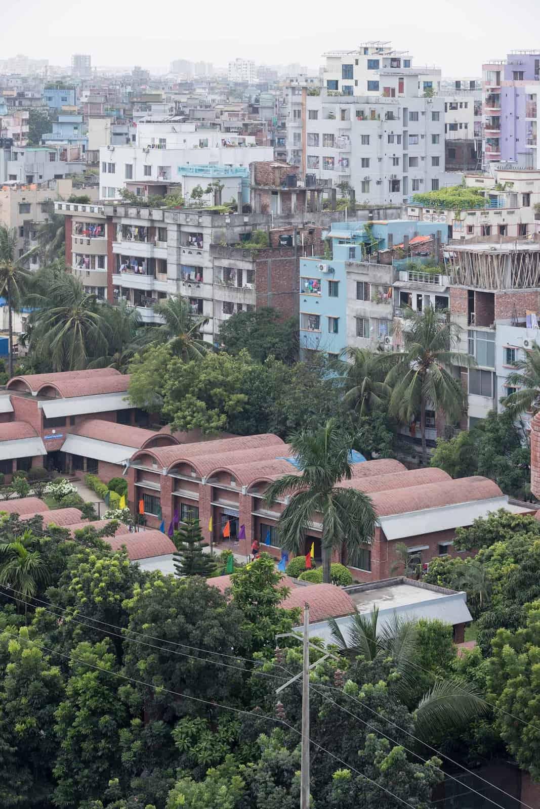 SOS Youth Village and Vocational Centre \ Mirpur, Dhaka, Architect: C.A.P.E / Raziul Ahsan \ Copyright: Iwan Baan
