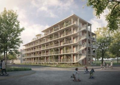 Duplex Architekten AG, Zürich