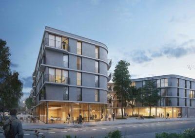 schneider+schumacher Architekten ZT GmbH, Wien