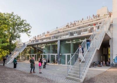 DAM Preis 2020 Shortlist – Brandlhuber Emde Burlon Muck Petzet Architeken  Lobeblock