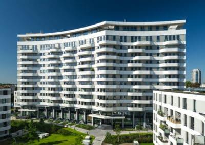 DAM Preis 2020 Shortlist – JSWD Architekten  Flow Tower Köln