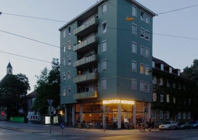 DAM Preis 2020 Shortlist – Hirner & Riehl Architekten  Bellevue di Monaco