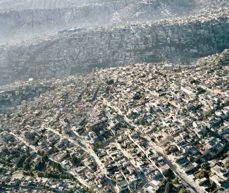Die globale Stadt vor Ort