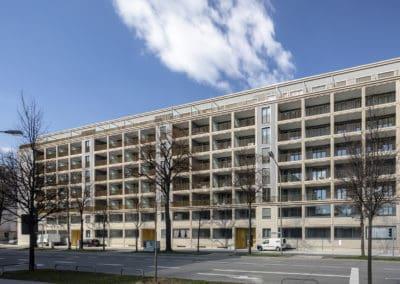 DAM Preis 2020 Shortlist – Hild und K  Wohnen an der Prinzregentenstraße