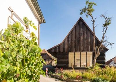 DAM Preis 2020 Shortlist – Studio Gründer Kirfel  Neue Remise Schloss Bedheim