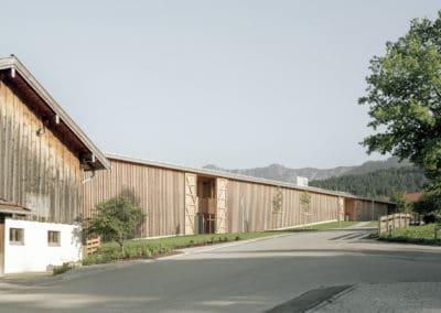 DAM Preis 2020 Shortlist – Florian Nagler Architekten  Eingangsgebäude Freilichtmuseum