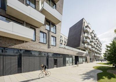 DAM Preis 2020 Shortlist – BKK-3 Architekten  Wohnvielfalt am Grasbrookpark