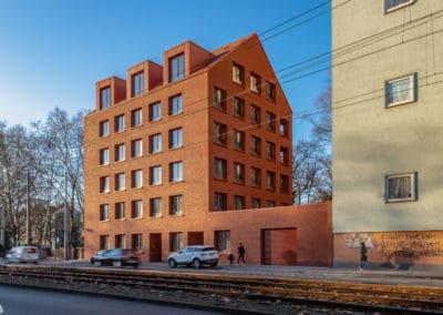 DAM Preis 2020 Shortlist – Stefan Forster Architekten   Wohnhaus Schlossstraße