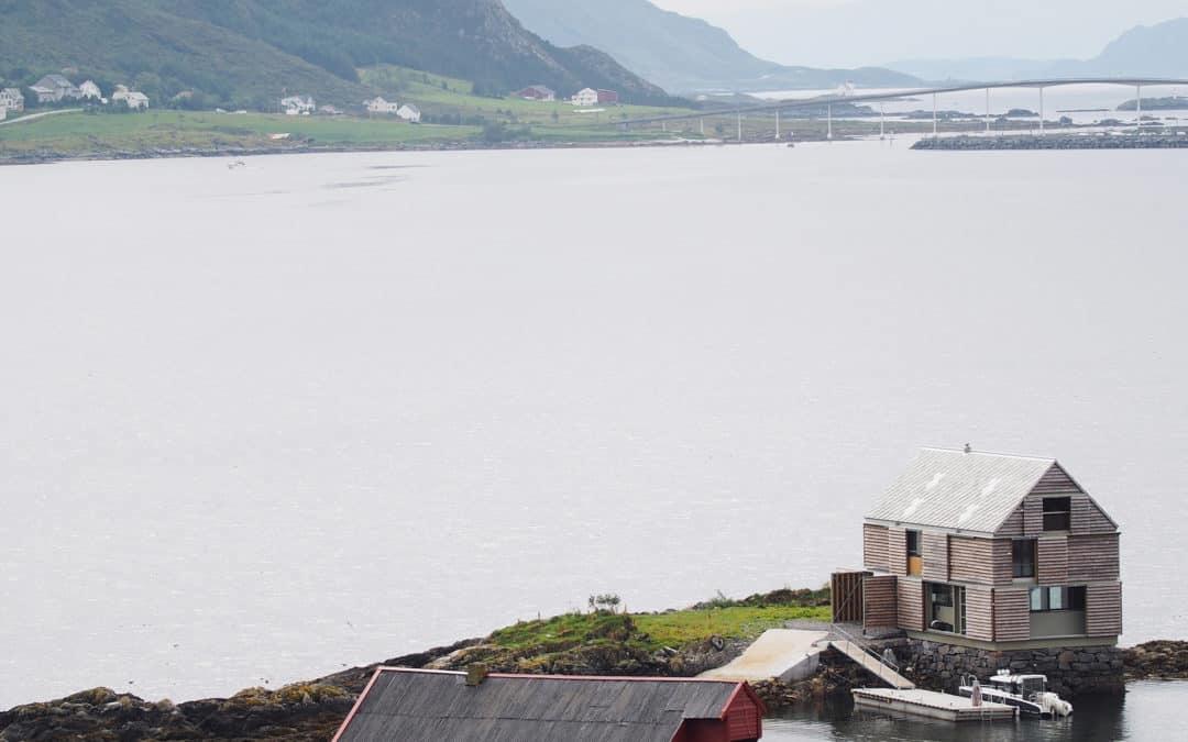 Opening: In Norwegian landscapes