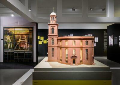 """Eindrücke der Ausstellung """"Paulskirche"""""""