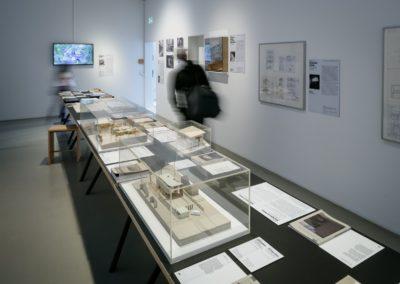 """Eindrücke der Ausstellung """"In norwegischen Landschaften"""""""