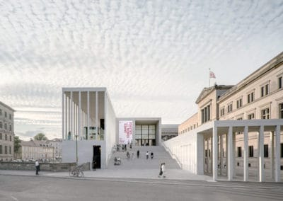 DAVID CHIPPERFIELD ARCHITECTS James-Simon-Galerie, Berlin