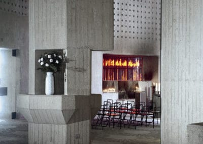 DAM_Boehm100_Neviges_Kerzenfenster