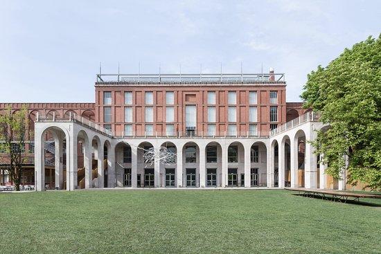 Frankfurt ruft Mailand – Triennale Mailand stellt sich vor