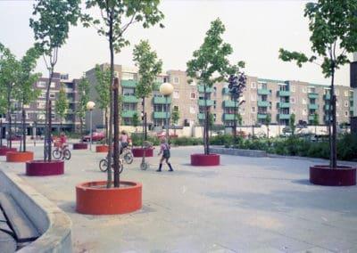 Mümmelmannsberg Hamburg, 1970-1981  Werkgemeinschaft freier Architekten Karlsruhe, Neue Heimat Nord