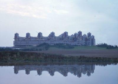 Universitätsklinikum Aachen, 1971-1985 Weber, Brand und Partner, Aachen
