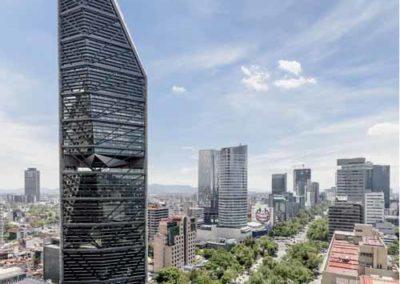 IHP 2018 Torre Reforma L. Benjamin Romano, Mexiko-Stadt