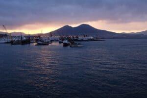 Neapel, Capri. Grandiose Architektur, zauberhafte Natur.