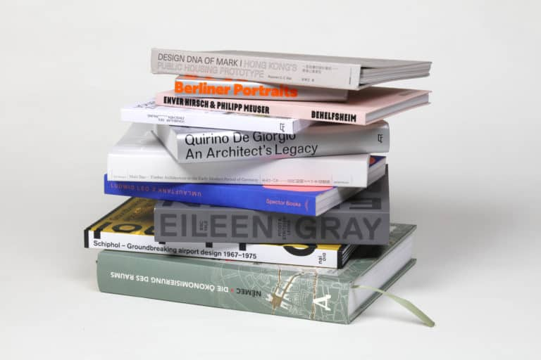 DAM Architectural Book Award 2020: The prize-winners have been determined!
