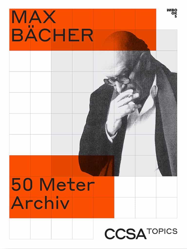 Max Bächer: 50 Meter Archiv